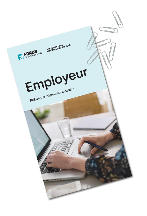 Brochure employeur