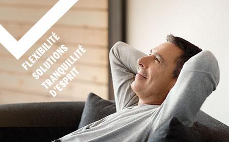 SÉCURIFONDS : flexibilité, solutions et tranquillité d'esprit