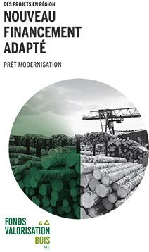 Feuillet Fonds valorisation bois