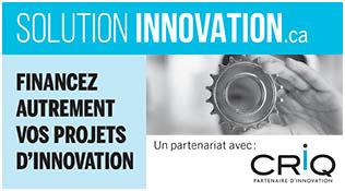 Solution innovation CRIQ