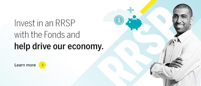 RRSP Fonds de solidarité FTQ