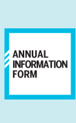 Annual information form