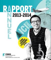Rapport annuel Fonds locaux de solidarité FTQ 2013-2014