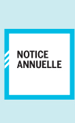 Notice annuelle