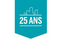 25 ans Fonds immobilier de solidarité FTQ