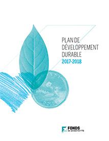 Plan de développement durable 2016-2017