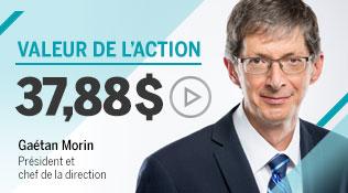 Valeur de l'action 5 juillet 2017